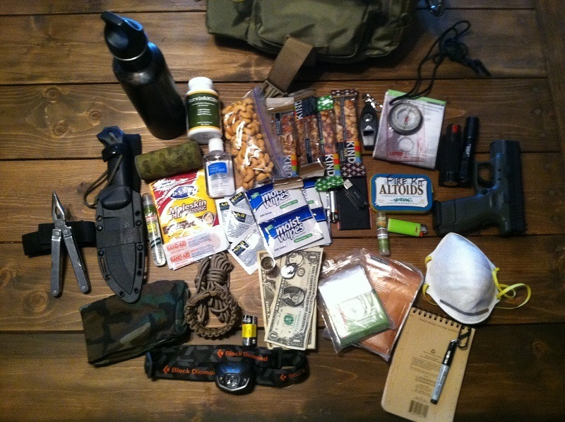 How To Pack Your Bug Out Bag