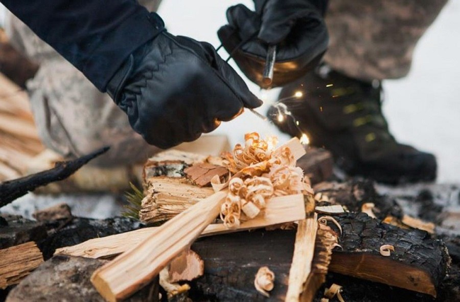 Be Prepared For Survival Situations With The Best Firestarter