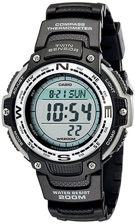 Casio Mens SGW100-1Vs